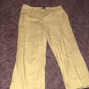 New York & Company Capris